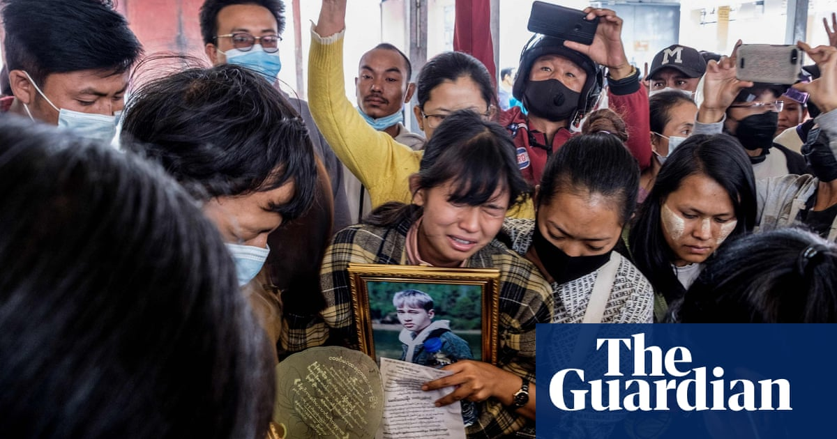 'Garbage strike' and candle-lit vigils as Myanmar death toll passes 500