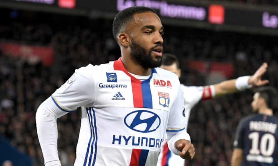 Alexandre Lacazette was keen to join Atlético Madrid but their transfer ban has opened the way for Arsenal to buy the France striker from Lyon.
