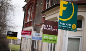 Properties to let in north London