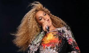 Beyoncé performs in Barcelona, Spain, on 11 July 2018.