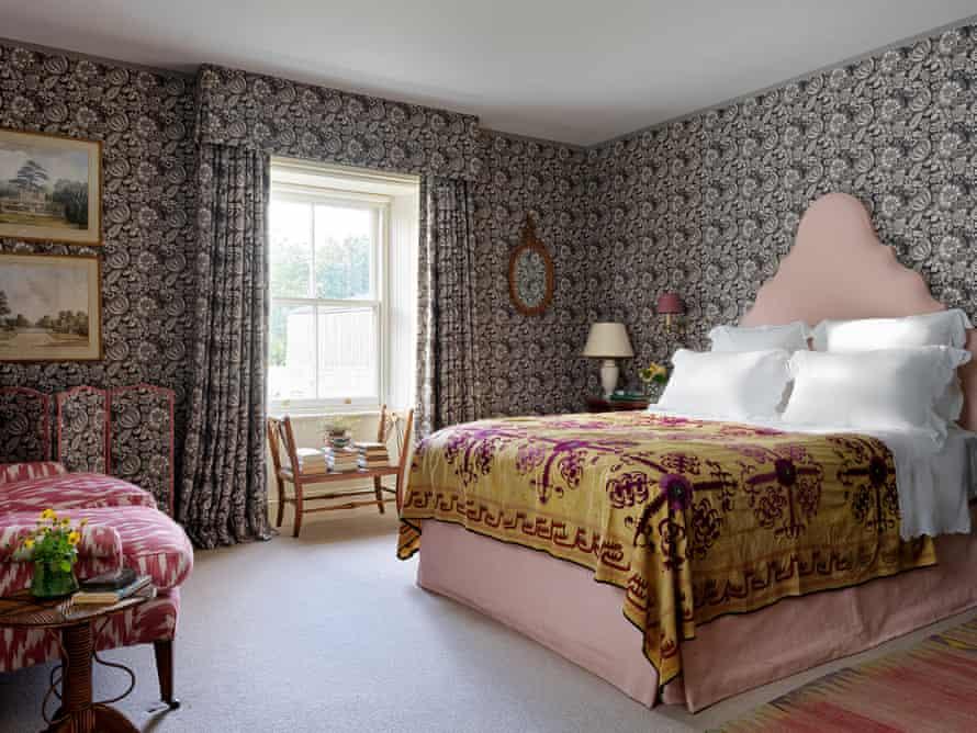 North Farm bedroom