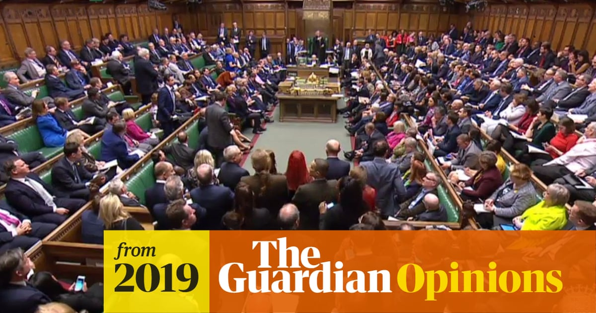Parliament may look chaotic. But it is inching towards a resolution | Simon Jenkins