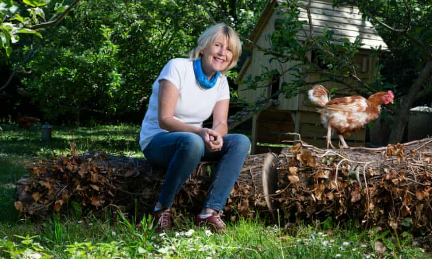 Nancy Birtwhistle at home ... 'I made the point of making it affordable.'