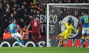 Alisson's stop from Arkadiusz Milik saved Liverpool's Champions League campaign but their entire team is adopting a more solid defensive approach.