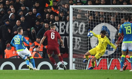 Klopp says £67m Alisson 'worth double' after save puts Liverpool through