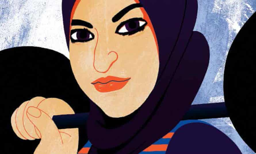 Amna Al Haddad from Goodnight Stories for Rebel Girls.