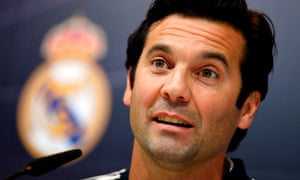 Santiago Solari, Real Madrid's interim coach, says the club's players are hurting but eager to turn around their season.