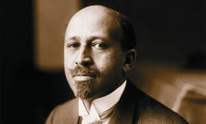 WEB Du Bois was the first African American to earn a doctorate from Harvard University in 1895.