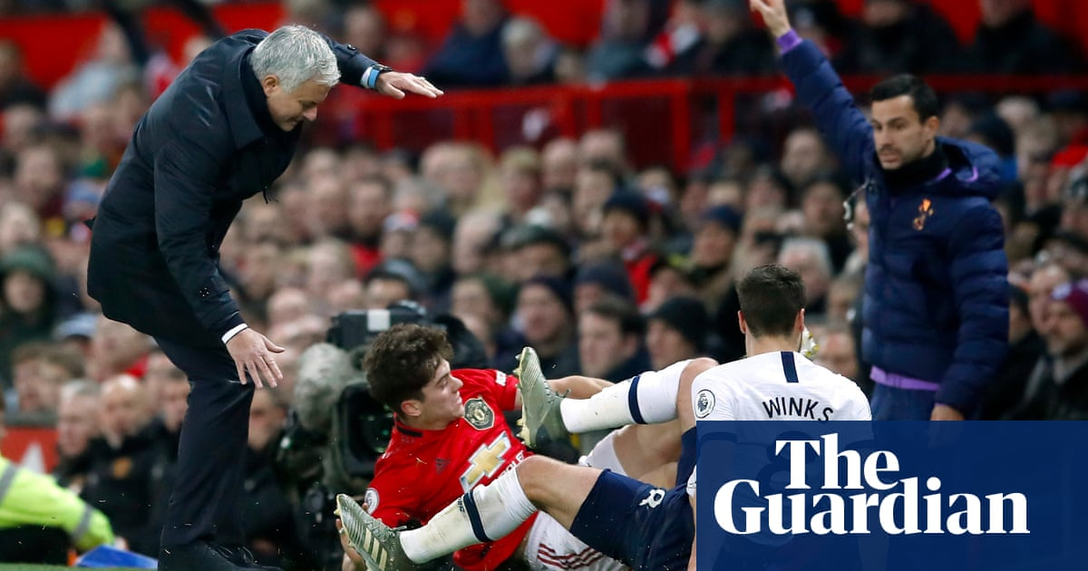 Manchester United follow their leader to provide first test of 'Humble One' | Jamie Jackson | Football | The Guardian