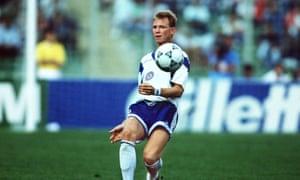 Steve Trittschuh in 1990.