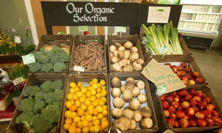 The Farmers' City Market store in Hampton Hill