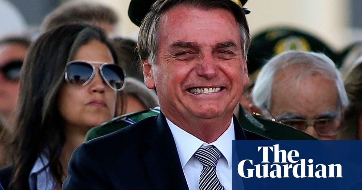 Bolsonaro enjoys comedy club outing as Amazon fires rage on