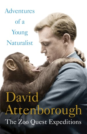 Cover of Adventures of a Young Naturalist