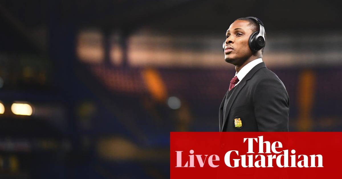 Chelsea v Manchester United: Premier League – live! - the guardian