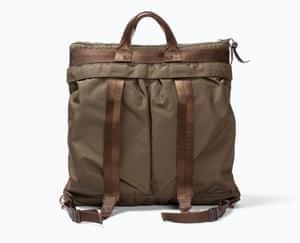 Bag, £240, by Polo Ralph Lauren.