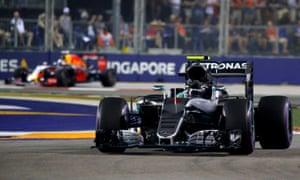 38976d14224 Nico Rosberg wins Singapore Grand Prix to lead F1 world championship ...