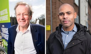 George Ferguson and Marvin Rees