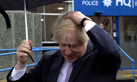 The Guardian view on a crime blitz: Boris Johnson won't make you feel safer   Editorial
