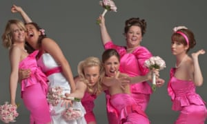 The cast of Bridesmaids