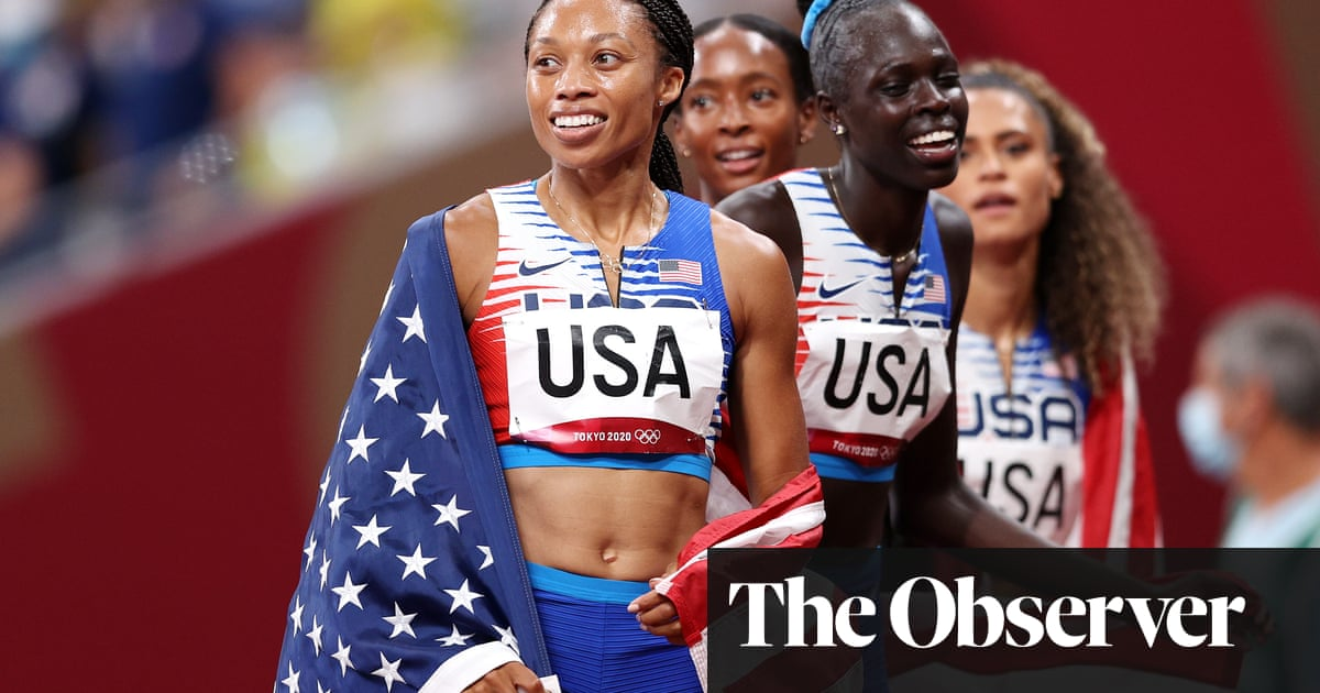 Allyson Felix ends her Olympic career a fighter both on and off the track