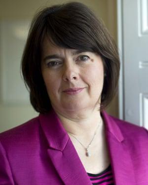 Treasury minister Jane Ellison