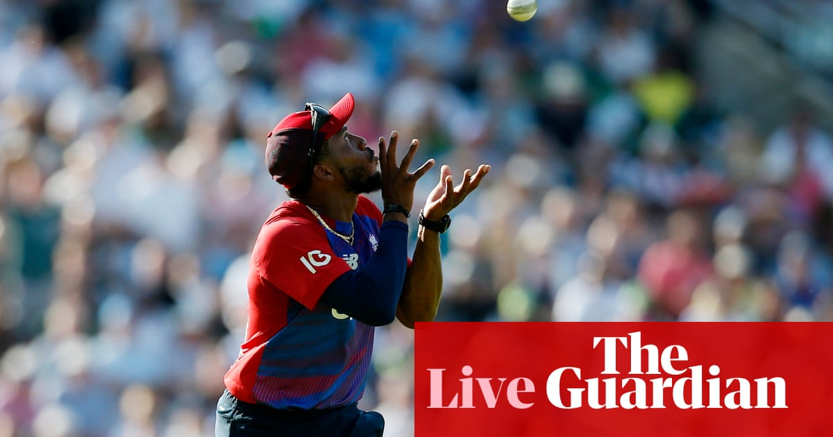 England v Pakistan: third and deciding T20 international – live!