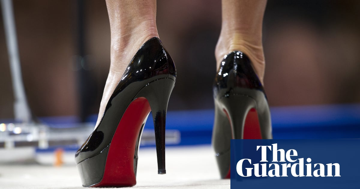 c0fbec0efc5 Christian Louboutin wins ECJ ruling over red-soled shoes
