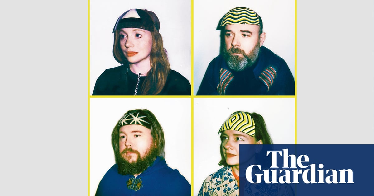 Songs about sewage and space travel? Its prog-folk band Hen Ogledd