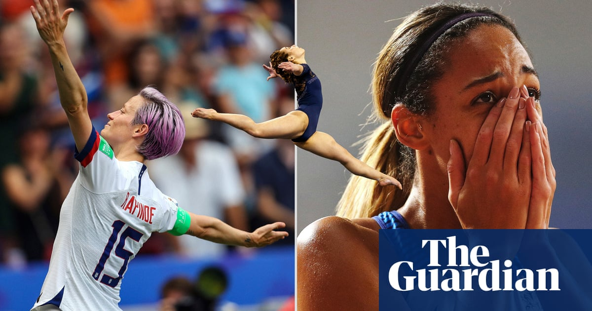 Powerful photographs perfectly illustrate rise of womens sport   Suzanne Wrack