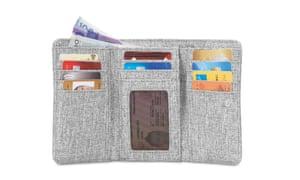 Travel wallet, £34.50 alloutdoor.co.uk
