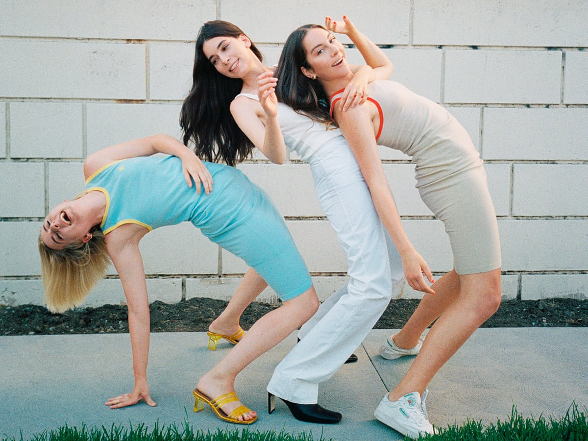 Haim: Women in Music Pt III review – a cathartic walk on the blue ...