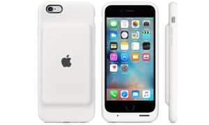 Apple Smart Battery Case iPhone 6S white