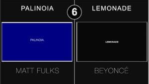 Similarity No 6: 'Title card screens'