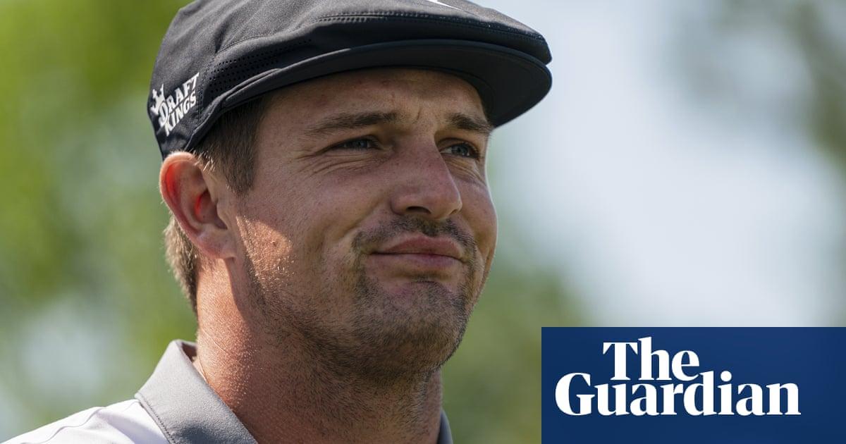 Bryson DeChambeau 'videobombs' rival Brooks Koepka at US Open