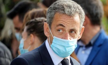 Nicolas Sarkozy in dock as 'historic trial' over corruption finally begins