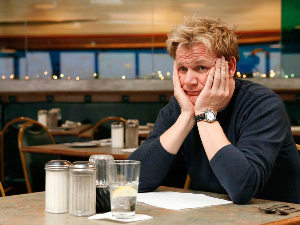 When Good Tv Goes Bad How The Us Ruined Ramsay S Kitchen Nightmares Television The Guardian