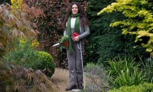 Nina Baxter, garden designer