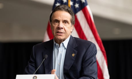 'It's like being on eBay': US states competing to buy ventilators, says Cuomo – video
