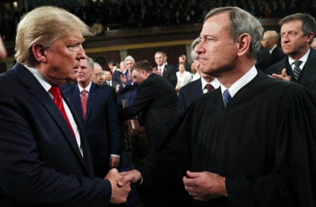 'The John Roberts court has been defined by its allegiance to big business.'