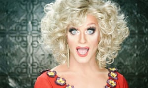 Outspoken … Panti Bliss in The Queen of Ireland