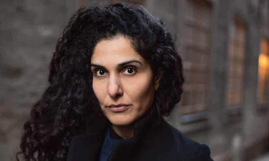 Journalist Mina Dennert