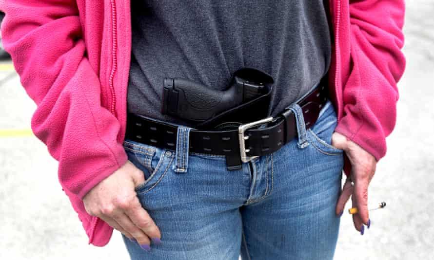 Michigan Open Carry gun law