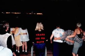 Fans reunion at Pontins 1994