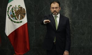mexico foreign minister