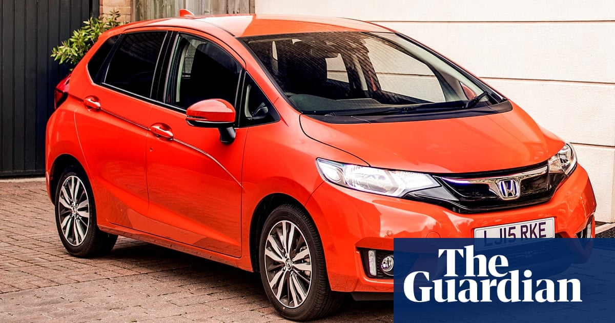 Honda Jazz Car Review Like Driving Your Regular Car After Packing