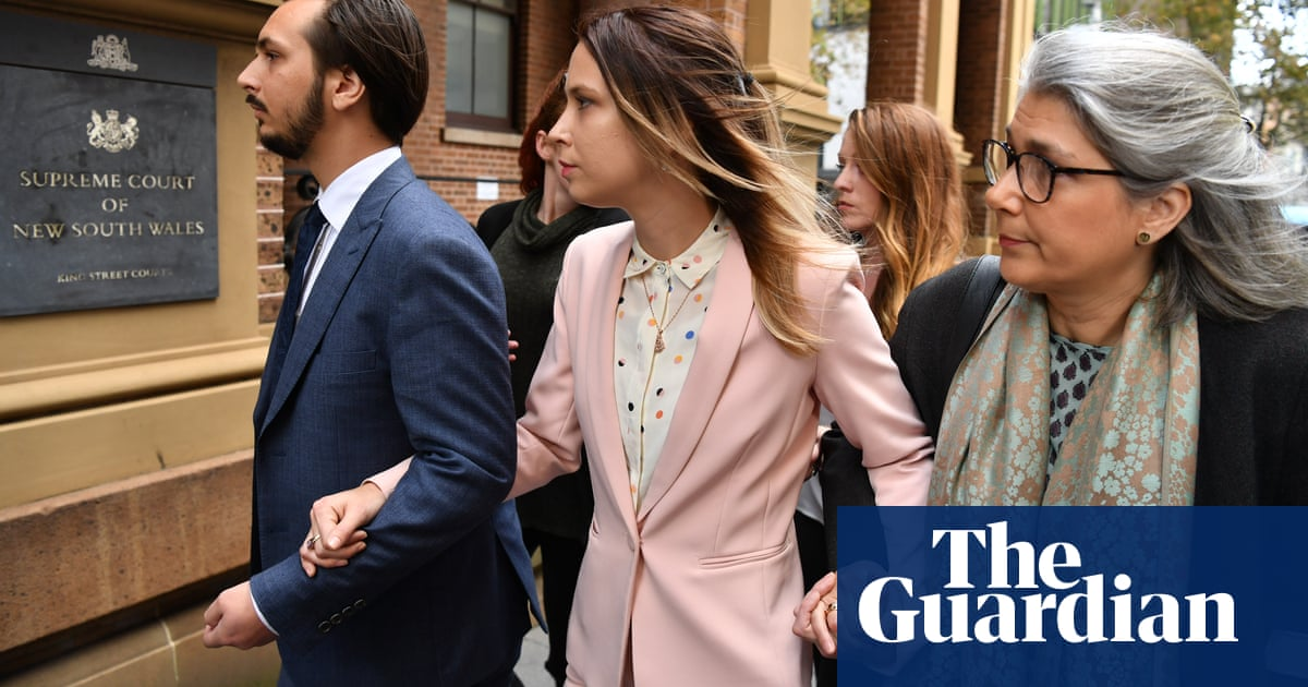 'In a type of limbo': girlfriend of Sydney samurai sword killer spared jail for role post-attack – The Guardian