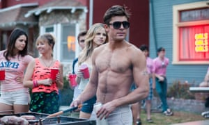 Zac Efron in Bad Neighbours