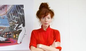 Heather Phillipson, artist