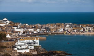 St Ives shines in the summer sun, but its attractiveness to holidaymakers can be a curse for locals.