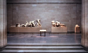 Parthenon marbles British Museum